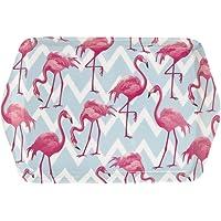 Leonardo Collection Flamingo Bay Small Snack Tray /