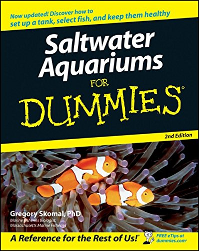 List of the Top 8 saltwater aquarium guide book you can buy in 2020