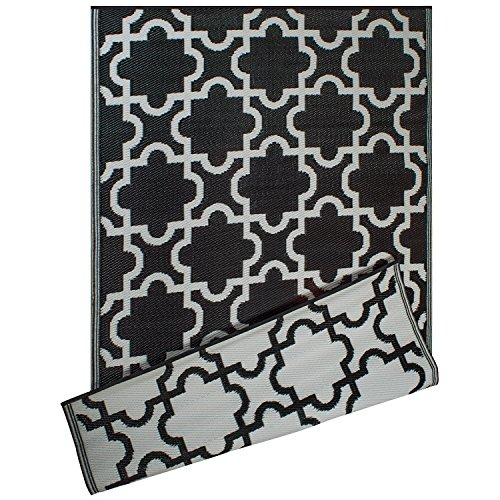 Cheap  DII Moroccan Indoor/Outdoor Lightweight, Reversible, Fade Resistant Area Rug, Use For Patio,..