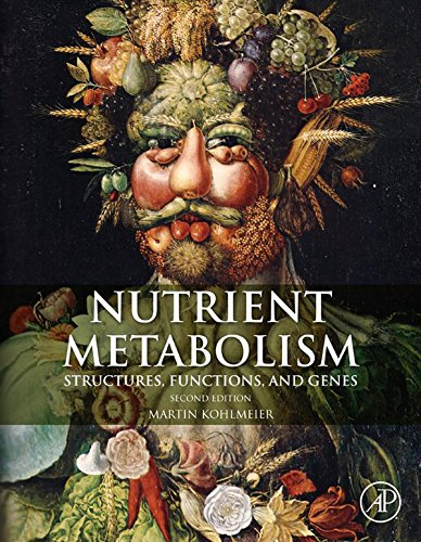 Nutrient Metabolism: Structures, Functions, and (Intracellular Antioxidant)