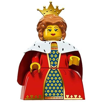 LEGO Series 15 Collectible Minifigure 71011 - Queen: Toys & Games