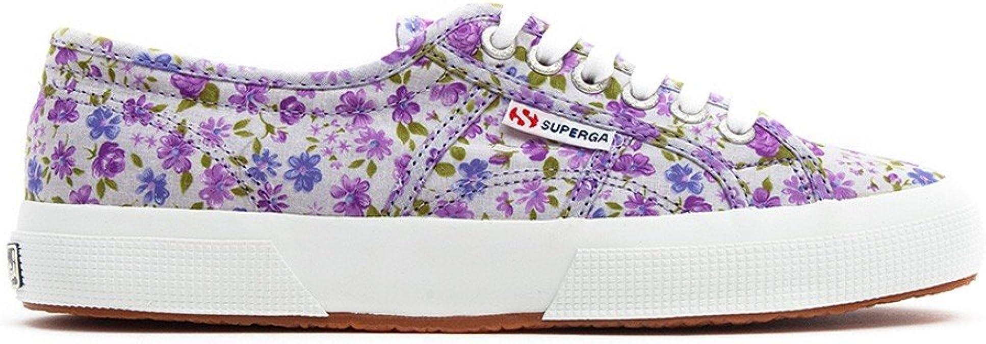Superga, Viola White / Violet 38.5