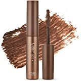 ETUDE HOUSE Color My Brows 4.5g #1 Rich Brown | Eyes Makeup | Eyebrow Mascara, Quickly Fixing Natural Eyebrow Makeup…