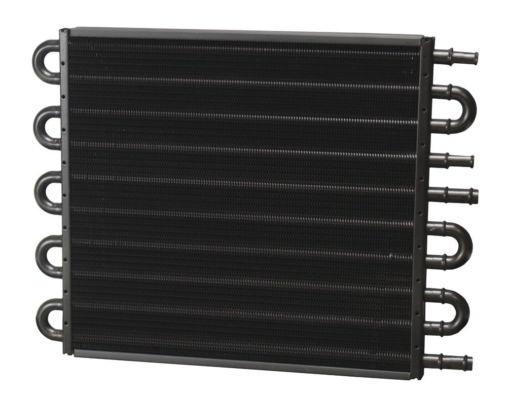 Derale 13302 Dual Circuit Tube and Fin Cooler Core