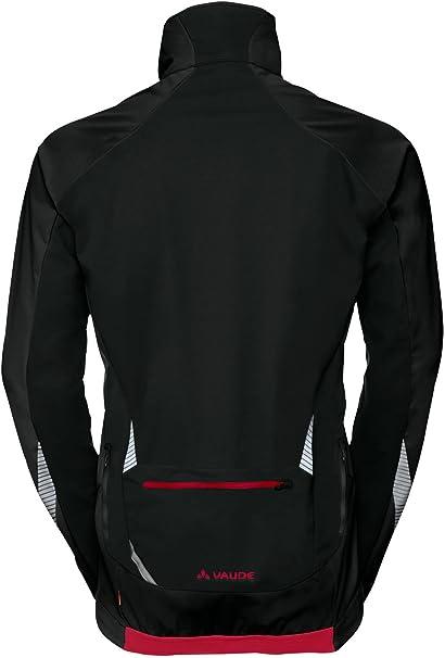 VAUDE Mens 407379465 Steglio Softshell Jacket