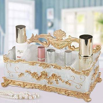 Amazon.com: Cosmetic Storage Boxes, Bathroom Storage ...