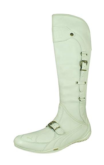 Puma Stiefel White Damen Boot Berlin 37 Schuhe 8n0kNPZwOX