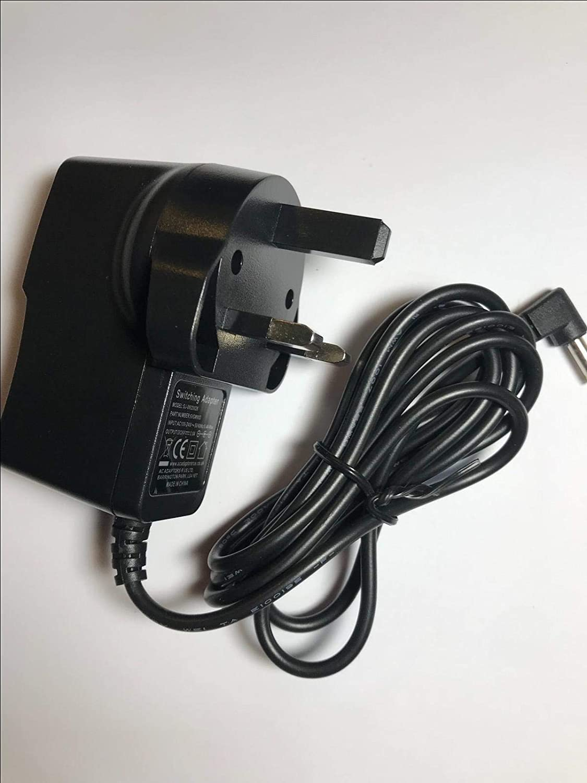 Adaptador de CA de repuesto para 6 V 500 mAh, 60240H7000SW Omron Positive Mains 9983666-5: Amazon.es: Electrónica