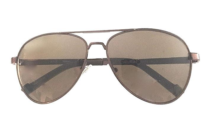 Amazon.com: Timberland de metal para hombre Aviator anteojos ...