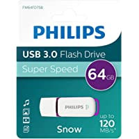 Philips Snow 3.3 - Memoria USB de 64 GB