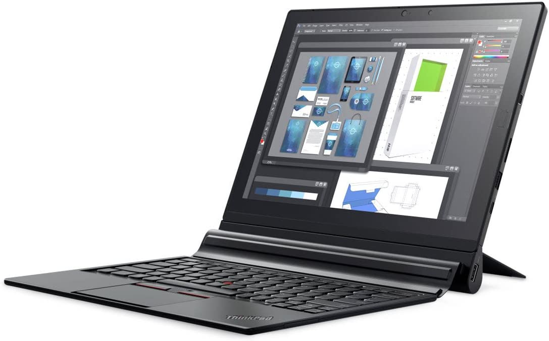 "Lenovo ThinkPad X1 Tablet, 12"" Full-HD+ IPS Touchscreen w/Active Pen, Intel Core m7-6Y75 Dual-Core 1.2GHz, 256GB Solid State Drive, 16GB DDR3, 802.11ac, Bluetooth, Detachable Keyboard, Win10Pro"