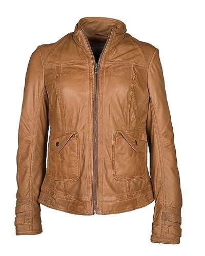 Mustang – Chaqueta – para mujer marrón claro XX-Large