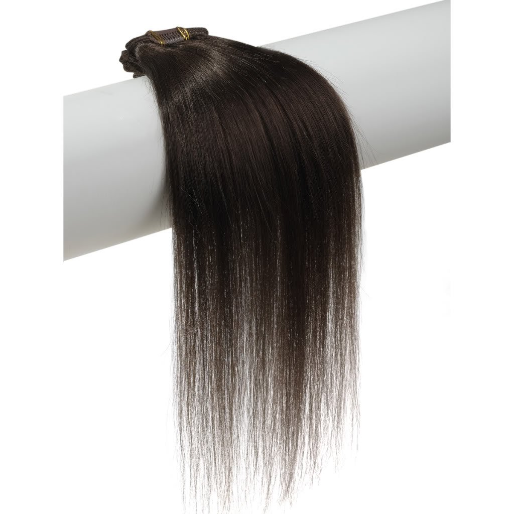 Amazon emosa brown hair extensions 20inch 2 beauty pmusecretfo Gallery