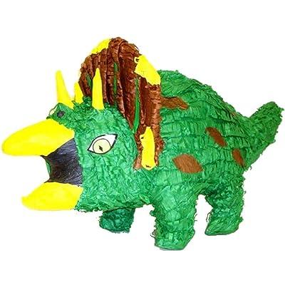 Aztec Imports Triceratops Dinosaur Piñata: Toys & Games