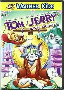 Tom Y Jerry Nuevas Aventuras [DVD]