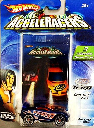 Mattel Hot Wheels AcceleRacers Teku #2 of 9 - Drift Tech ...