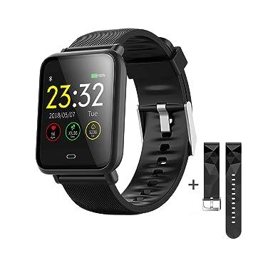 Smartwatch, Reloj Inteligentes Android ,Pulsera Actividad Inteligente para Reloj Deportivo, Reloj Iinteligente Hombre Mujer niños, Reloj de Fitness con ...