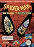 Spiderman Return of the Sinister Six (NES)