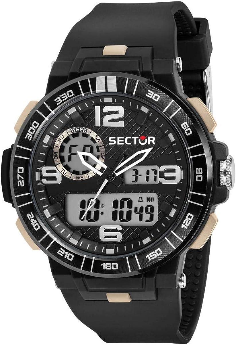 Sector No Limits Reloj Digital para Hombre de Cuarzo R3251532003