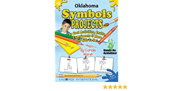 Amazon Oklahoma Symbols Projects 30 Cool Activities Crafts