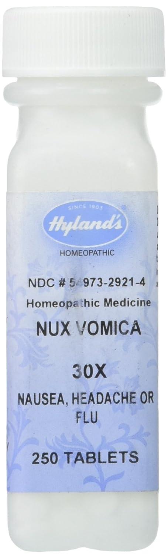 Hylands - Nux Vomica 30 X - 250 comprimidos: Amazon.es ...