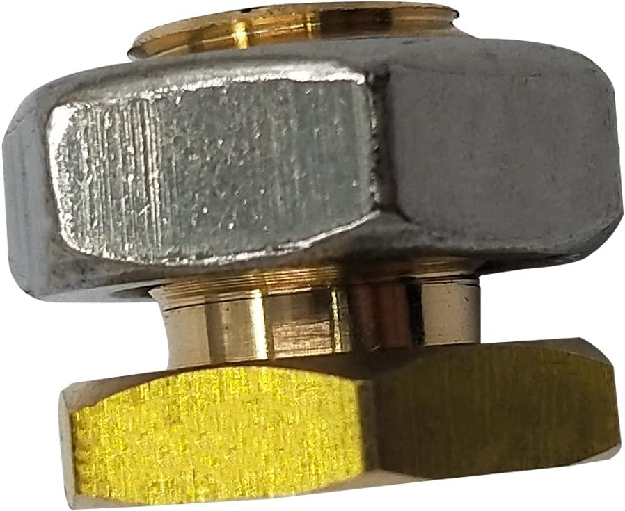 Dracary Works for NOS 17283 Nitrous Fogger Nozzle Mount Bung Kit 2PCS