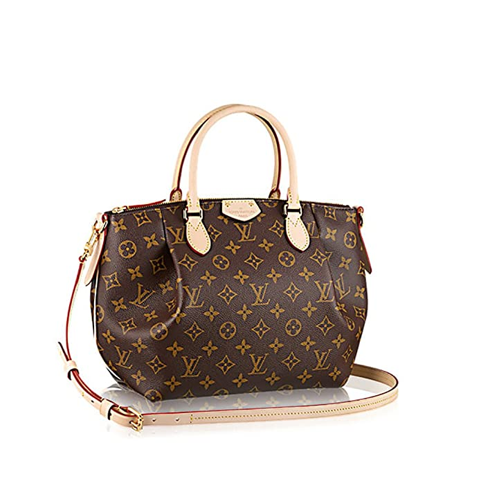 48d8781e1773b Authentic Louis Vuitton Monogram Canvas Turenne PM Tote Bag Handbag  Article  M48813 Made in France  Handbags  Amazon.com