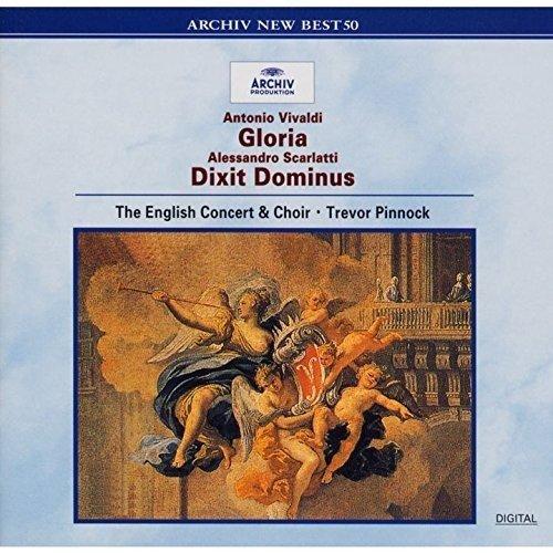 CD : Vivaldi - Pinnock, Trevor - Vivaldi: Gloria / Scarlatti: Dixit D (Japan - Import)