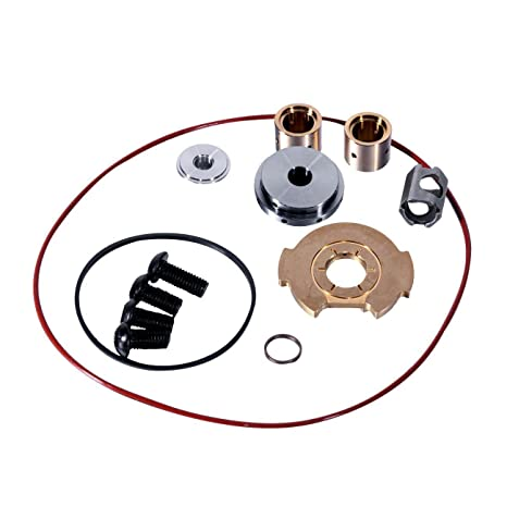 POWLAB 6.0 Powerstroke GT3782VA Turbo Rebuild Kit for Ford Turbo Diesel Trucks