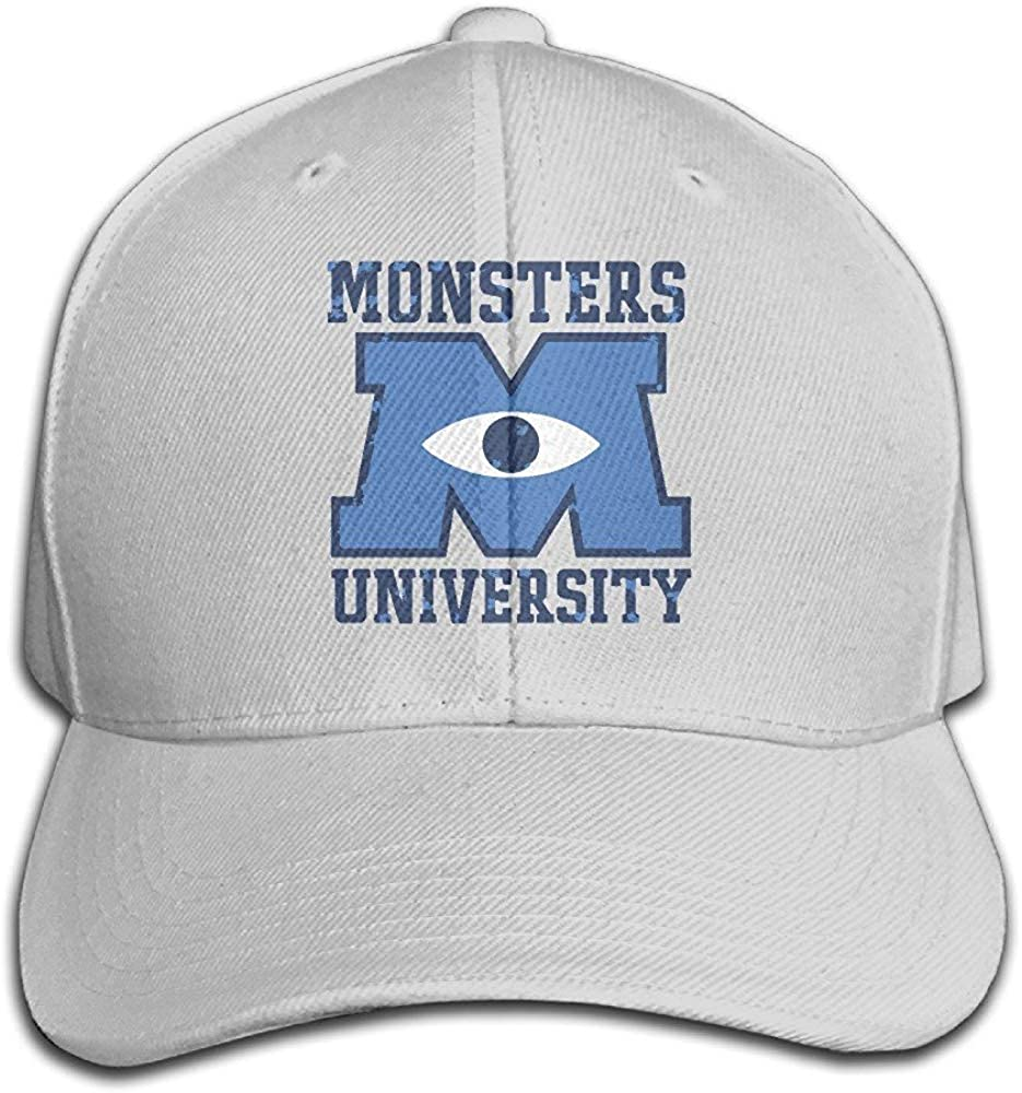 Hittings BACADI Unisex M U Monsters University Logo Adjustable ...