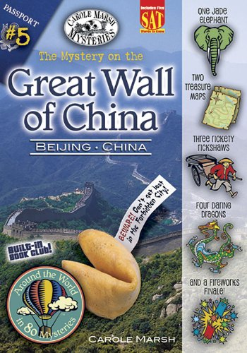 The Mystery on the Great Wall of China: Beijing, China ...