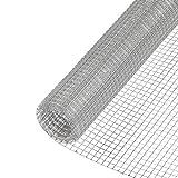YARDGARD 308247B 24-Inch x 50-Foot 1/4-Inch Galvanized Mesh Hardware Cloth