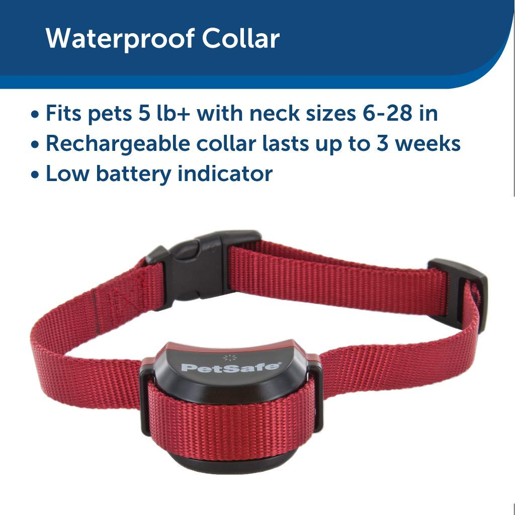 PetSafe Stay & Play Wireless Fence for Stubborn Dogs - Above Ground Electric Pet Fence - from the Parent Company of INVISIBLE FENCE Brand by PetSafe (Image #4)