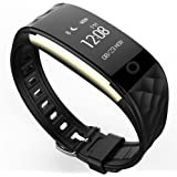iGANK Fitness Tracker, S2 Waterproof Smart Wristband Bracelet Heart Rate Monitor 2017