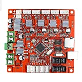 Kehuashina ANET A8 V1.0 Desktop 3D Printer Mainboard Motherboard Reprap i3 Control 12V New