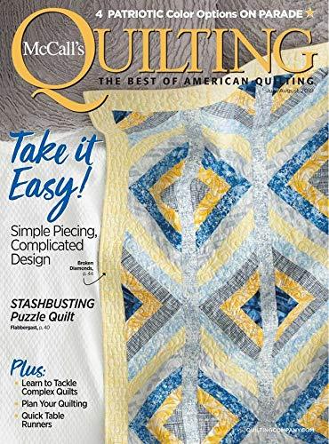 McCall's Quilting - Quilt Magazine