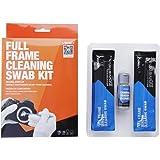 UES DSLR Digital Camera Full Frame (CCD/CMOS) Sensor Swab DDR-24 Kit (Box of 12 X 24mm Swab + 15ml Sensor Cleaner)