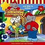 Benjamin und Bibi in Indien (Benjamin Blümchen 70) | Ulli Herzog
