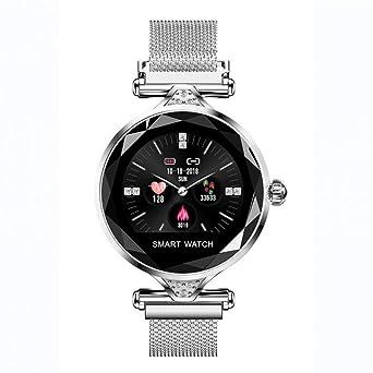 SZPZC Elegante Reloj para Mujer, A Prueba De Agua, para ...