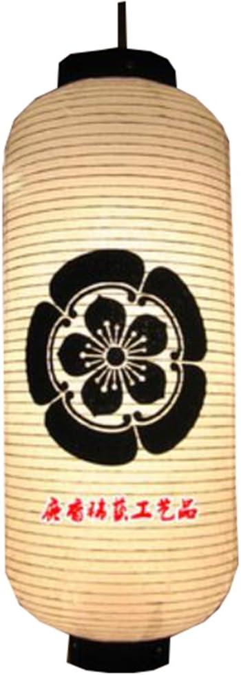 Enseigne01 Black Temptation Japonais Sushi Restaurant D/écoration Suspendus Lanterne Abat Jour