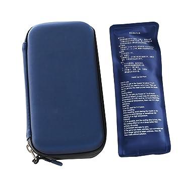 Amazon.com: Bolsa de frío de insulina para diabéticos ...