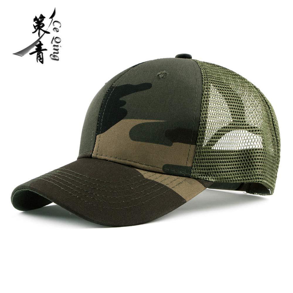 Sombrero de Camuflaje Simple para el día al Aire Libre Gorra de ...
