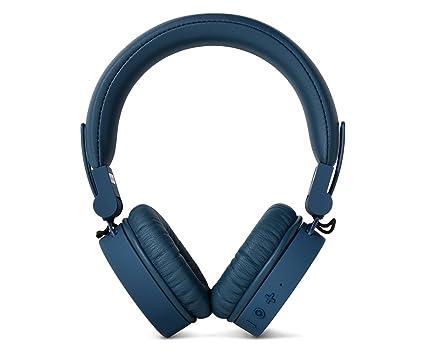 Fresh n Rebel Caps Wireless Indigo - Auriculares On-ear Bluetooth Inalámbricos - Azul