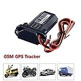 TOOGOO Car Vehicle Motorcycle GSM GPS Tracker