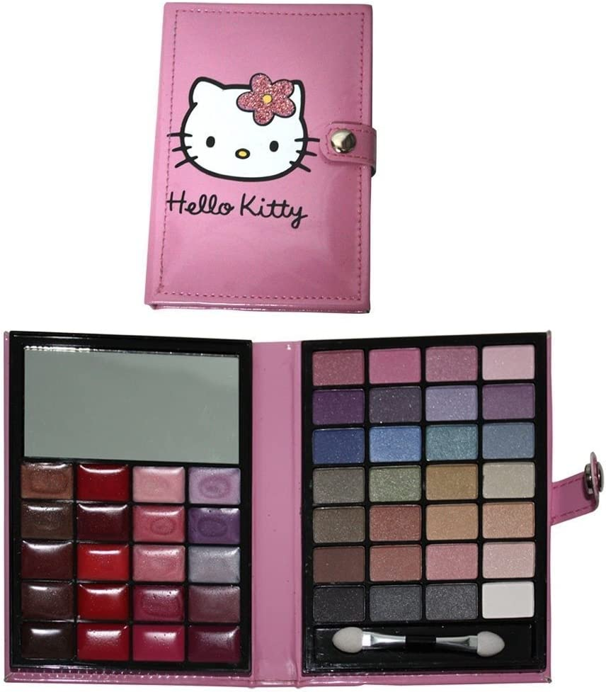 Hello Kitty Paleta de Maquillaje - 1 Pack: Amazon.es: Belleza