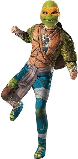 Amazon.com: Rubie s Disfraz de los hombres Teenage Mutant ...