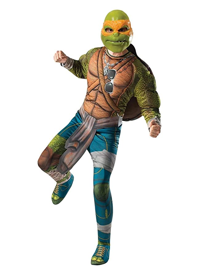 Disfraz Michelangelo Tortugas Ninja? adulto - XL: Amazon.es ...