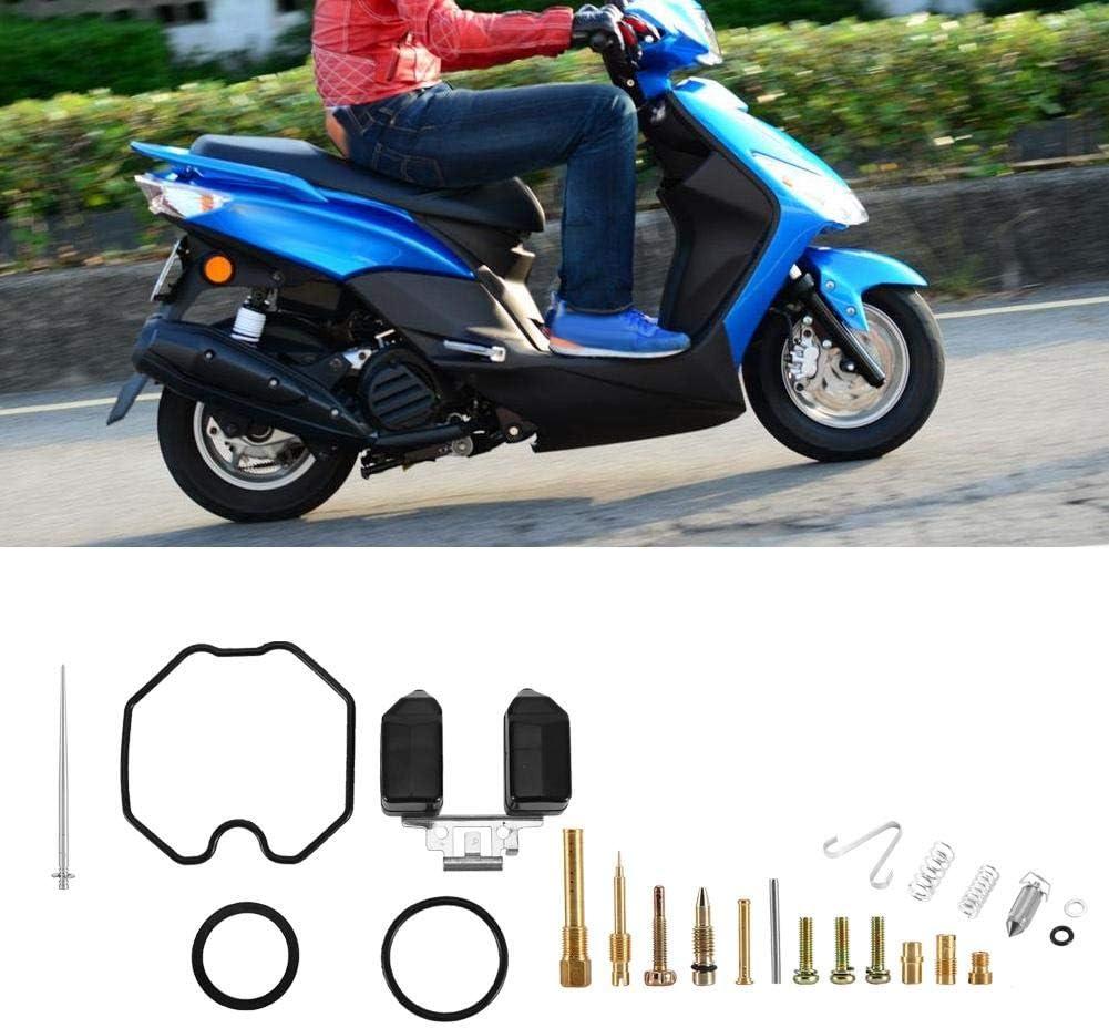 Fydun Type de chevauchement de r/éparation de carburateur Kit de r/éparation de carburateur adapt/é pour les kits de r/éparation de carburateurs CG 125 150 250 CG