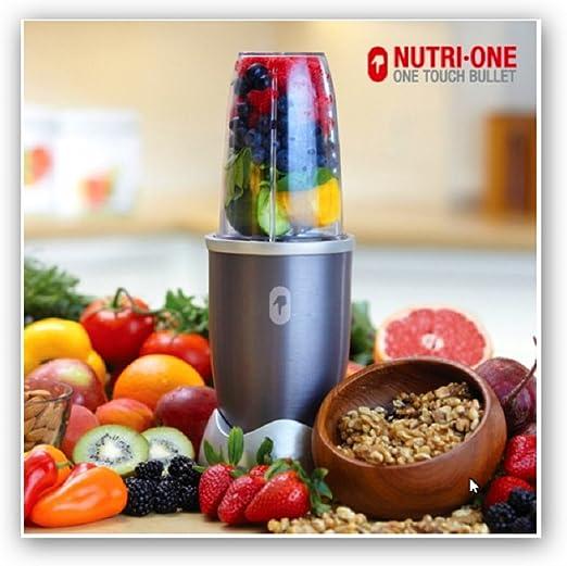 Forty4 presenta el vaso Nutri One * Nutriente batidora ...
