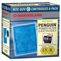 Marineland Rite-Size Cartridge Refills